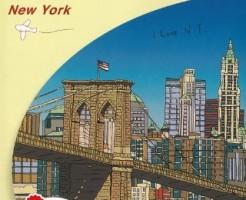 地球の歩き方ニューヨーク